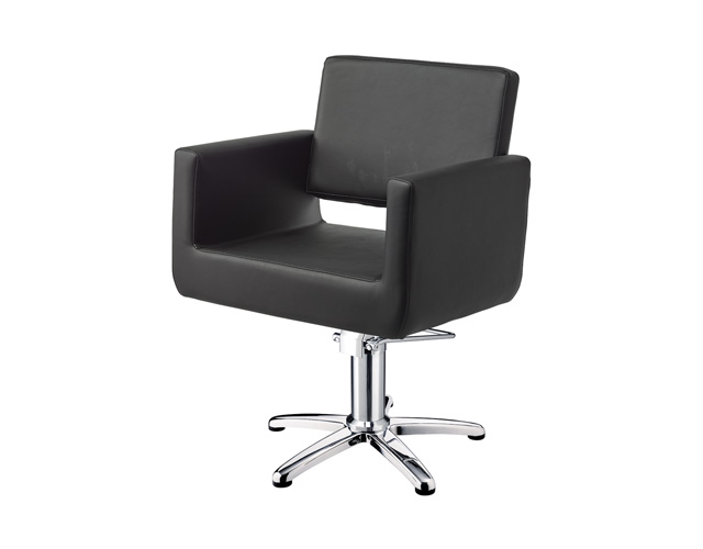 Yang Styling Chair - On hydraulic 5-star base